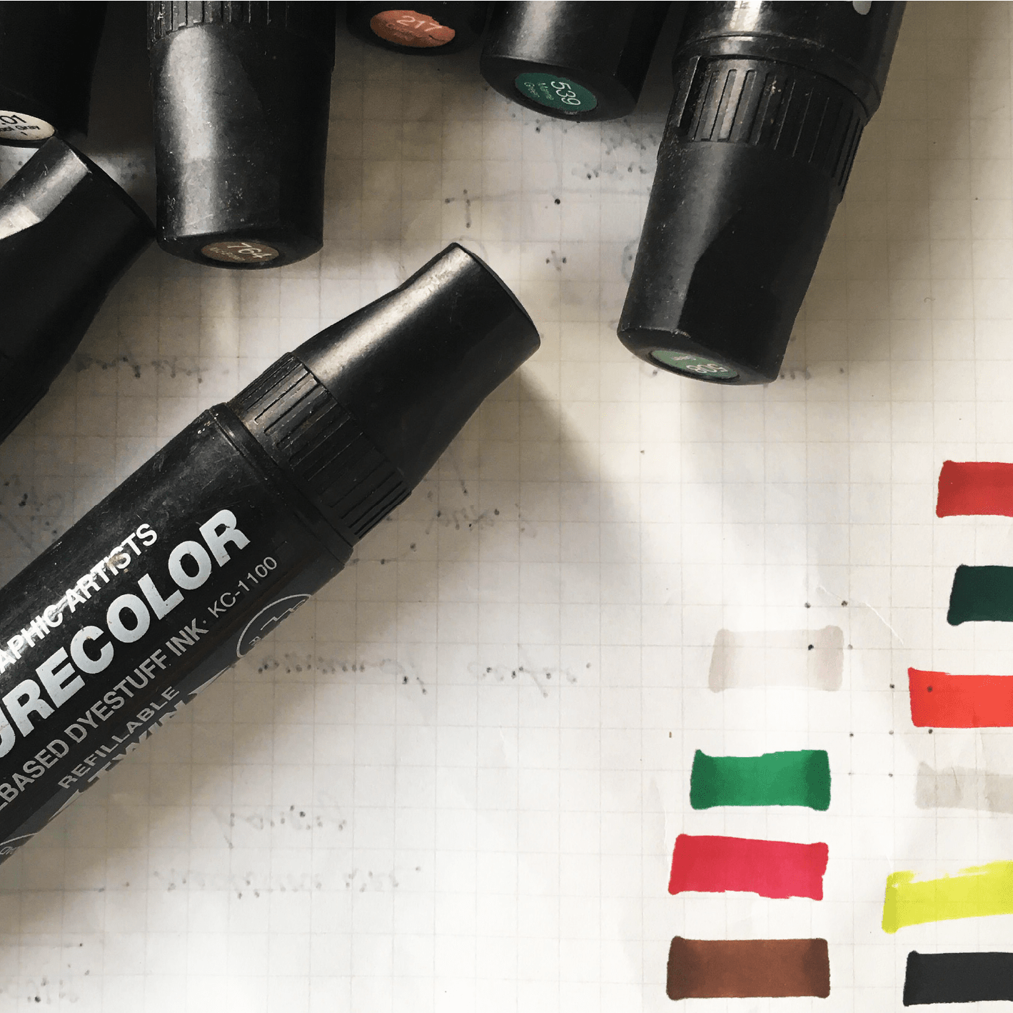 Get Better Refillable Marker by Flexspace